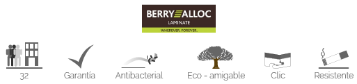 berry alloc, quick step, balterio